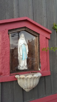 Our Lady of Lourdes shrine, Half Moon Bay, CA