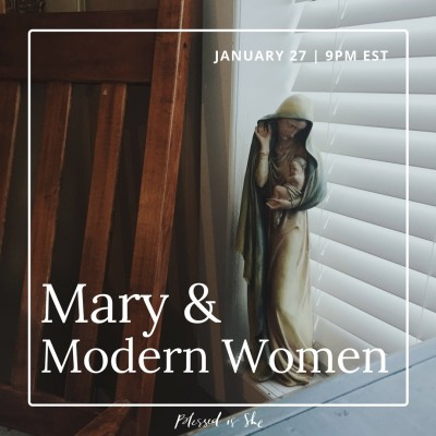 mary-and-modern-women